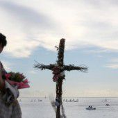 Gedenken an die 86 Opfer von Nizza