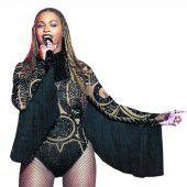 Blut bremst Beyoncé nicht