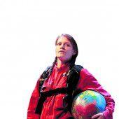 Kosmonautin Walentina reist ins All: Heute um 15 Uhr in der Remise Bludenz. Für Kinder ab 6 Jahren.