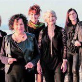 Acht Frauen, acht Stimmen: Laguzzen präsentieren mehrstimmigen Chorgesang
