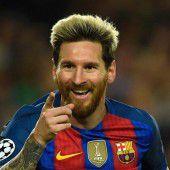 Messi, Özil und FC Bayern