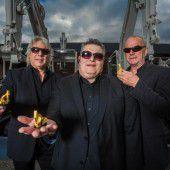 Musiker-Trio präsentiert neues, gemeinsames Projekt
