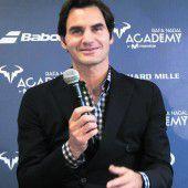 Roger Federer hofft auf ein richtiges Hurra