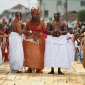 Benin hat einen neuen Monarchen