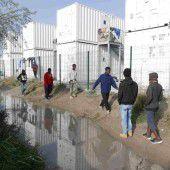 Regierung räumt Dschungel von Calais