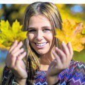 Der Herbst zeigt sein schönstes Gesicht