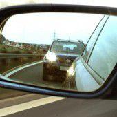 Dränglermaut auf der Autobahn