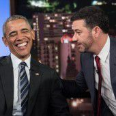 Obama liest gemeine Tweets über sich vor