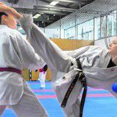 Quartett aus dem Ländle bei erster Karate-WM in Österreich dabei