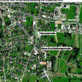 Neue Lebensader für die Gemeinde Lustenau