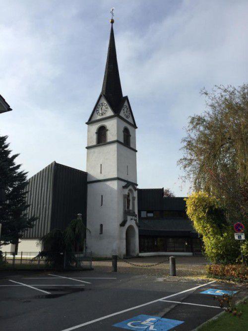 Das Konzert am 13. September findet in der Pfarrkirche Fußach statt.