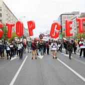 CETA bleibt eine Hängepartie