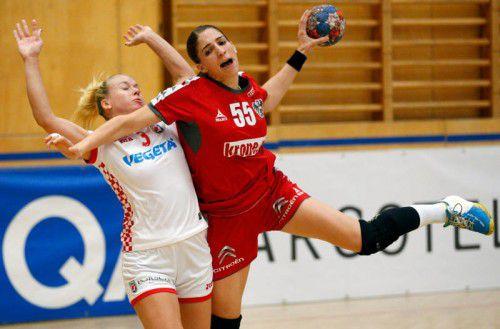 Anfang des Monats feierte Tamara Bösch ihr Comeback im österreichischen Nationalteam. Foto: GEPA