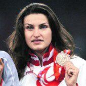 Tschitscherowa war positiv, Bronze ist weg