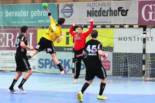 Ante Esegovic brachte es wie Marian Klopcic und Tobias Warvne auf fünf Treffer. Foto: stiplovsek