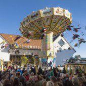 Volksfest Luschnouar Kilbi
