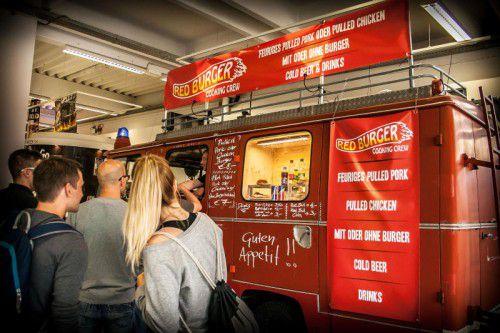 """Beim """"European Street Food Festival"""" gibt es Genuss aus aller Herren Länder zu verkosten. foto: mike auer"""