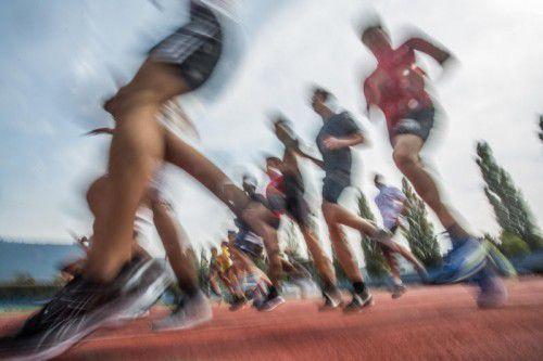 Bewegung wie Laufen bessert die unangenehmen Empfindungen zumindest so lange, wie die Aktivität ausgeführt wird.  Foto: vn/steurer