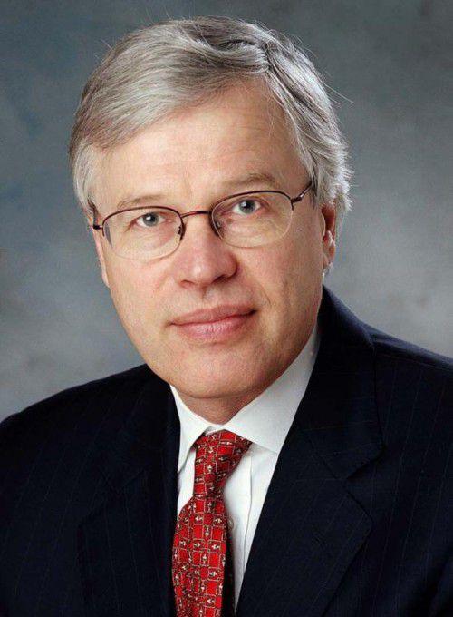 Bengt Holmstrom forscht am MIT. Foto: AFP