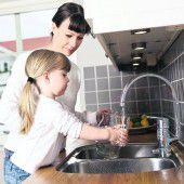 Hygiene beim Trinkwasser
