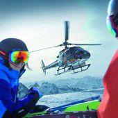 Das Thema Heli-Skiing sorgt für Pro und Kontra
