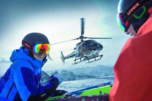 Genehmigung für Heliskiing am Arlberg sorgt zwei Jahre nach der Genehmigung durch das Land neuerlich für eine Debatte. VN