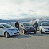 Elektromobilität steht in Sulzberg im Fokus
