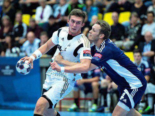 Champions-League-Fighter mit THW Kiel: Nikola Bilyk.  reuters