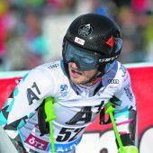 Die Vorarlberger verpassten den zweiten Lauf