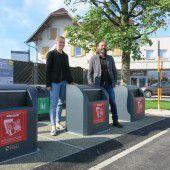 Lustenau sammelt Müll unter der Erde