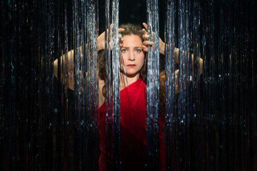 Claudia Wiedemer als Salome im Klassiker von Oscar Wilde. Foto: TaK