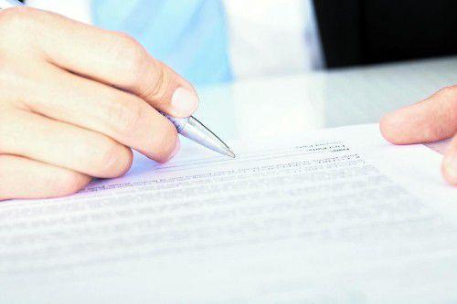 Der Abschluss einer Haushaltsversicherung ist nicht zwingend, aber ratsam. Foto: Shutterstock