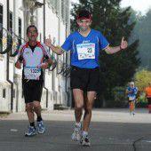 Jährlich lockt der Marathon