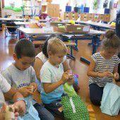 Ein Paket zum Schulstart