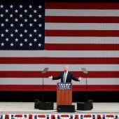 Trump ortet Verschwörung