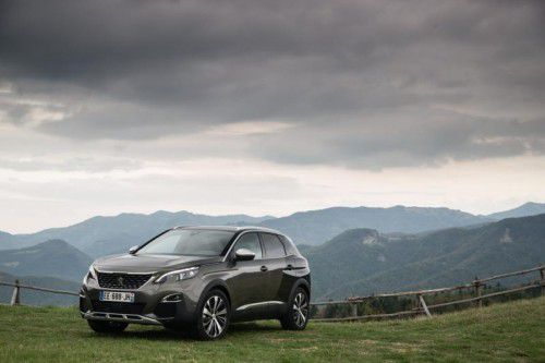 Der neue Peugeot 3008 im ersten Test: Exklusive GT-Varianten und GT-Line-Modelle stehen für die höhere Positionierung der Marke.