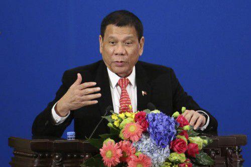 Der Präsident will die Annäherung an China forcieren. Foto: AP