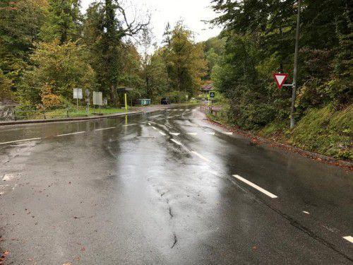 Der Weg zur Bushaltestelle wurde auf Anregung der Kinder sicherer gestaltet. Foto:stadt
