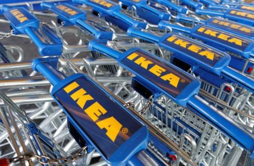 Ikea ändert in Deutschland die Strategie: Stadtzentrum statt Ortsrand. Reuters