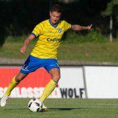 VfB Hohenems mit starkem Lebenszeichen