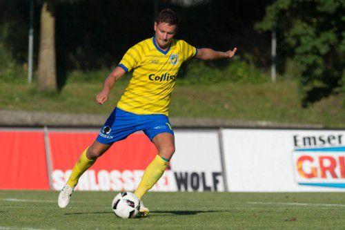 Die drei Punkte gegen Innsbruck waren für den VfB Hohenems dringend notwendig. Foto: stiplovsek