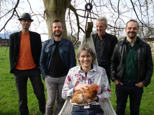 Die Gruppe Mose spielt am Montag ein Konzert für die Gegangenen und auch für alle, die noch gehen werden. foto: mose