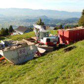 Nach Abriss von Haus Ratti startet Neubau