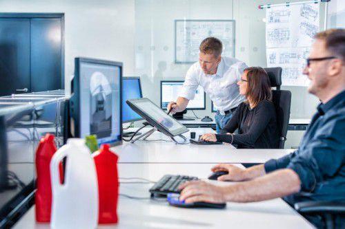 Die IT-Branche ist äußerst breit aufgestellt und sorgt für neue Geschäftsideen. Foto: Matthias Weissengruber