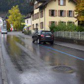 Kanaldeckel in Götzis repariert