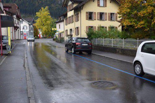 Die Gemeinde hat die Kanaldeckel repariert.  Foto: ver