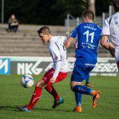 Carvalho rettete Punkt für FCD