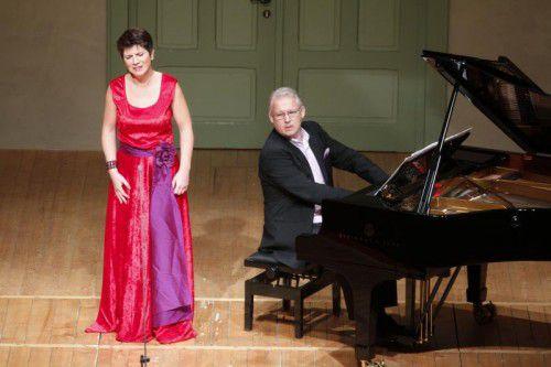 Die Mezzosopranistin Elisabeth Kulman sorgte für ein Ereignis.