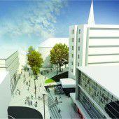 Messepark-Ausbau bleibt weiter Thema