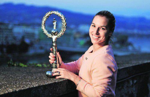 Die Nummer zwei war die beste: Dominika Cibulkova. Foto: gepa